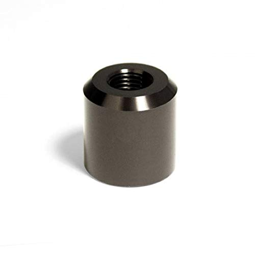 BLOX RACING-BXAC-00242 12x1.25 Adapter for Reverse Lock-out Lever - Black