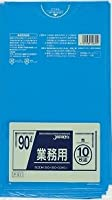 P-91 90L10枚青業務用×30点セット (4521684106919)