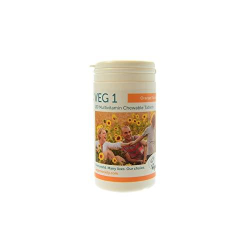 VEG 1 / VEG1 Geschmack Orange 180 Comp.