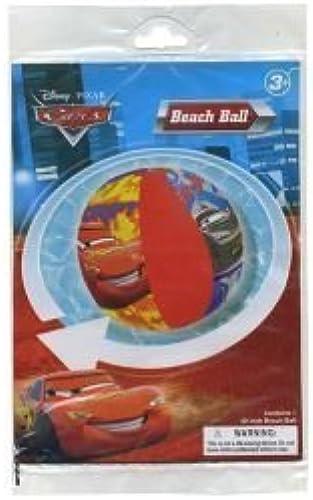 Garantía 100% de ajuste Disney Cars Beach Ball 20 Inch. [5 Retail Retail Retail Unit(s) Pack] - 26706 by UP  Tu satisfacción es nuestro objetivo