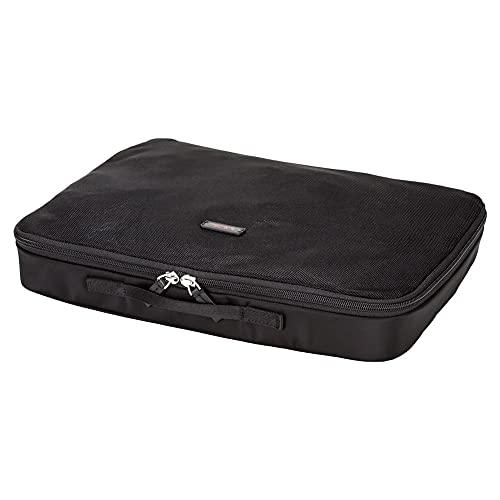 [ トゥミ ] Tumi トラベルポーチ ラージ・パッキング・キューブ パッキングケース 14896D ブラック Large Packing Cube Black 旅行 トラベル パッキングポーチ [並行輸入品]