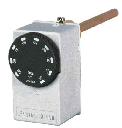 COMPUTHERM wpr-90gc capilar termostato con 1//2/ inmersi/ón funda