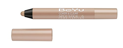 BeYu MakeUp Concealer Cover&Clear Spot Stock Long Lasting Nr.06 Natural 1,6g