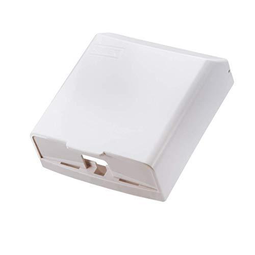 DyniLao 86 Tipo Cubierta impermeable Interruptor de luz de pared Enchufe Caja a prueba de salpicaduras para baño Cocina
