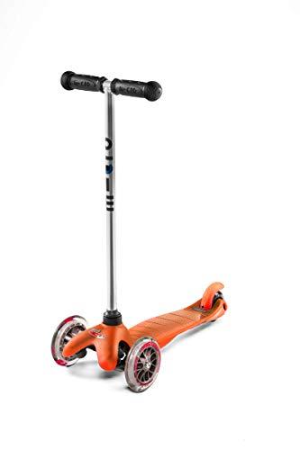 Micro Mini Original 3-Wheeled, Lean-to-Steer, Swiss-Designed...
