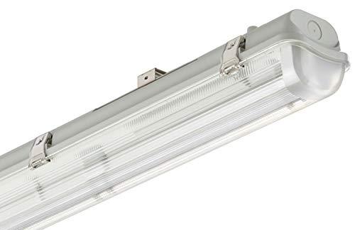 PHILIPS Lámpara para estancias húmedas (1200 mm, sin VG, para 1 tubo LED de 230 V)