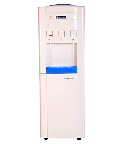 Blue Star BWD3FMRGA Star Hot, Cold and Normal Water Dispenser with Refrigerator(Standard)