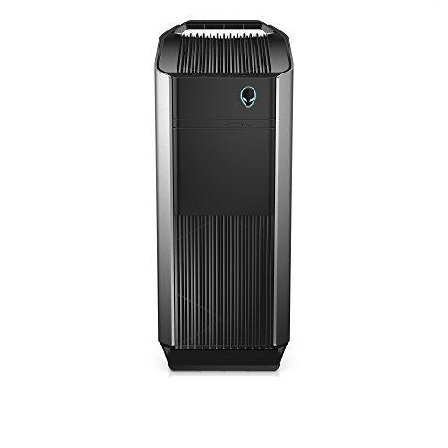 Dell Alienware Aurora Gaming PC Desktop, Liquid Cooled i7-8700K, NVIDIA GeForce RTX 2080 8GB DDR6 16GB 2666Mhz RAM, 256GB PCIe NVMe SSD + 2TB HDD, AWAUR7-7066SLV-PUS R7, VR Ready