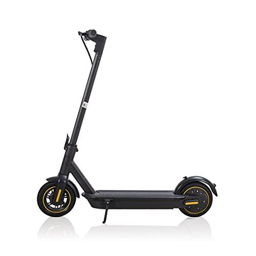 AUKOURLI Scooter eléctrico para Adultos Tiene una duración de batería de hasta 50-60 km, 25-35 km / h, Motor de 350 W, 15 Ah, Plegable, Control de aplicación, Carga máxima 130 kg