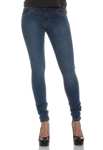 Superdry Sweatpants Women ALEXIA JEGGING Royal Blue