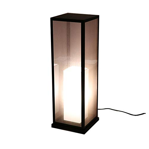 CZPF Tischlampe Chinesische Moderne Minimalistische Stehlampe Sitzecke Esszimmer Schlafzimmer Nachttischlampe Studie LED-Leuchten