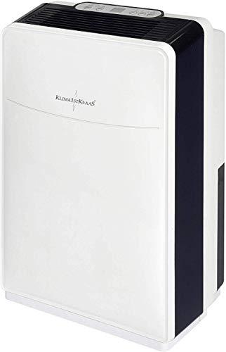 Luftentfeuchter 40m² 480W 0.8 l/h bianco, nero Klima1stKlaas 7007