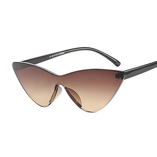 U/N Transparent Sunglasses Women Vintage Luxury Eyes Sweet Cute Sun Glasses Female Retro Shades-4