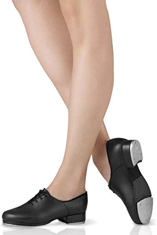 Leo Women's Quantum J.T. Leather, Suede Tap shoes