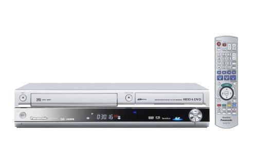 Panasonic DMR EX 95 VEG S VHS-, DVD- und Festplatten-Recorder 250 GB (HDMI, DVB-T) silber