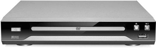 Dyon Level DVD-Player (CD-/MP3-Player, JPEG, MPEG4, USB 2.0) schwarz