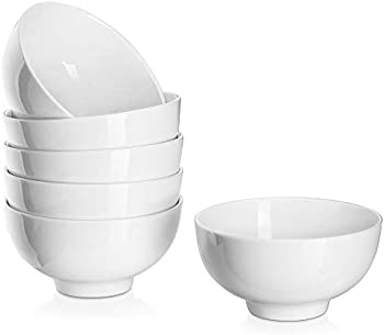 6-Pack Dowan10 Ounce Small Bowl Set