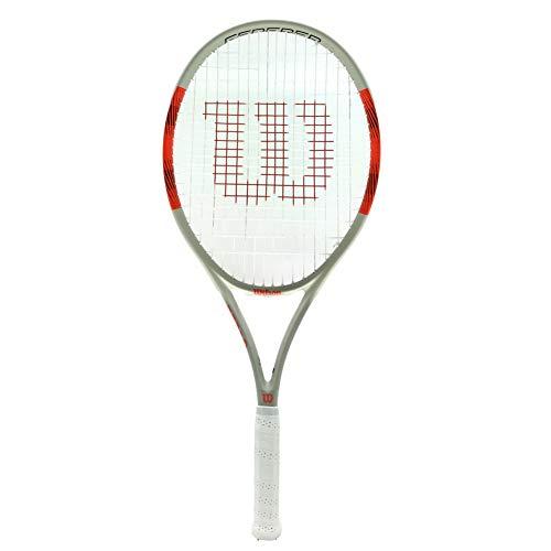Wilson Federer Pro Lite Tennisschläger (Griffe 2, 3,4) (Griff 3 (4 3/8 Zoll)