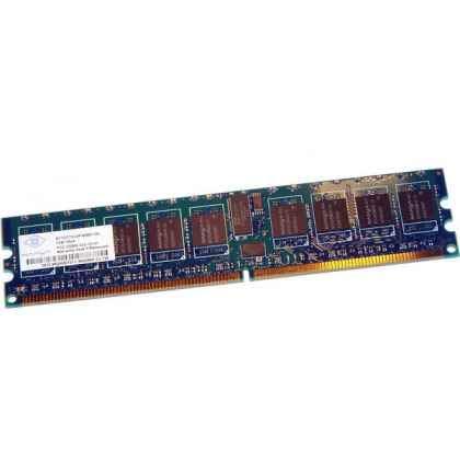 NANYA Server RAM DDR2 ECC PC2-3200R-333-12 400 1GB