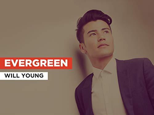 Evergreen al estilo de Will Young