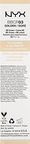NYX PROFESSIONAL MAKEUP BB Cream - Golden