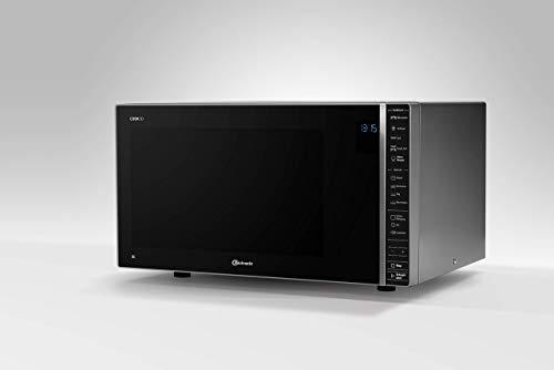 Bauknecht MW 304 M/ Kombination Grill und Mikrowelle/ 900 W/ 30 L Garraum/ Quartz Grill 1050 W/ Dampfgarfunktion/ AutoClean/ Joghurt-Funktion/ Schmelzfunktion/ Warmhalte-Funktion