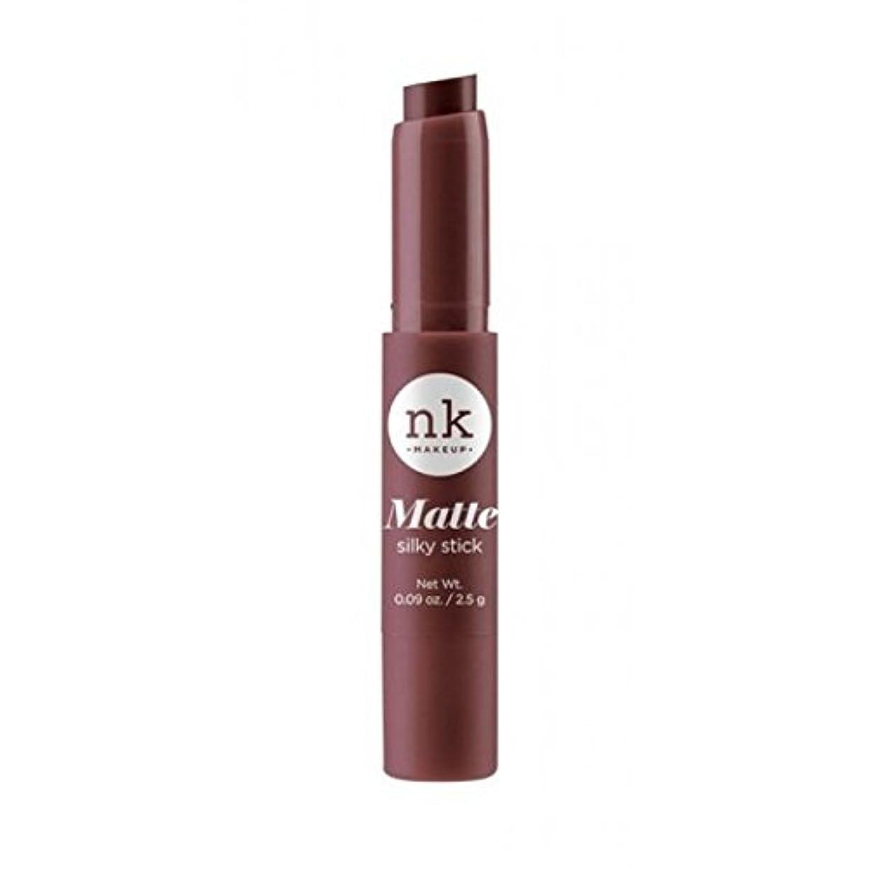 簡略化するヤングゴミ箱(3 Pack) NICKA K Silky Matte Stick - Cherrywood (並行輸入品)