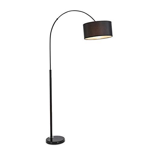 Luminosità Lampada Lampada da terra a piantana, Lampada da terra a scomparsa, Lampada da terra a LED verticale da design creativo, adatta per soggiorno Camera da letto Lampada da salotto