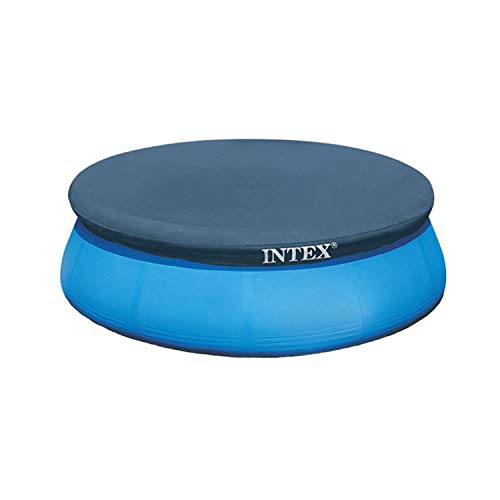 Intex Easy Set Pool Cover - Poolabdeckplane - Ø 244 cm - Für Easy Set Pools