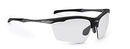 Rudy Project Agon Glasses Matte Black/ImpactX Photochromic 2 Black 2017 Fahrradbrille