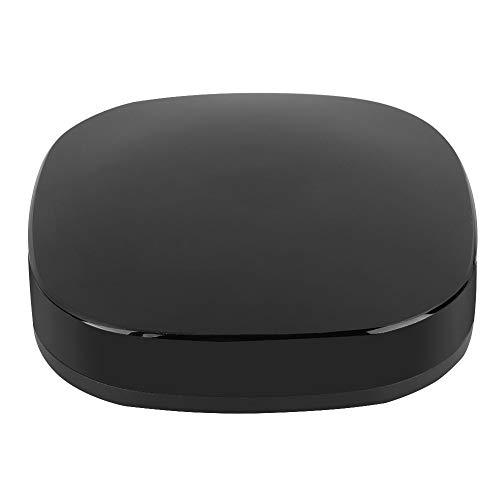 Control Remoto Inteligente IR & FM, aplicación inalámbrica WiFi Controlador Remoto de Voz Todo en uno Smart Home Contoller para TV, Aire Acondicionado,...