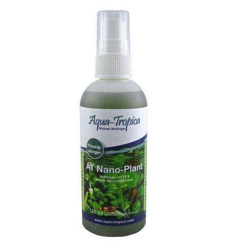 Aqua-Tropica AT-nano-plant - aquarium ijzermest voor waterplanten, 125 ml
