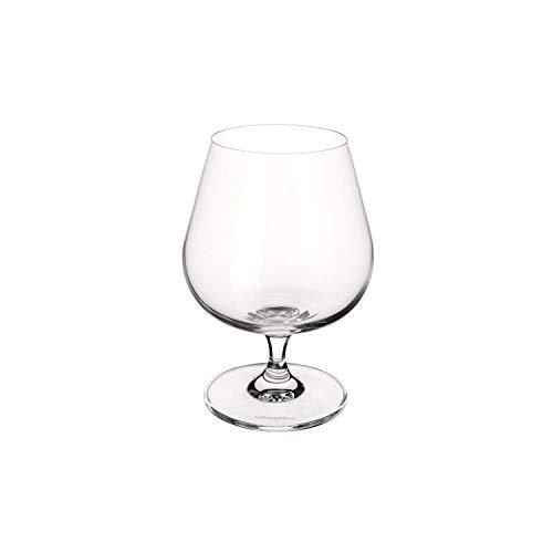 Villeroy & Boch Entrée Verre à cognac, 400 ml, Cristal, Transparent
