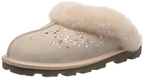 UGG Australia Damen W COQUETTE GALAXY Pantoffeln, Pink (Quartz Qrt), 39 EU