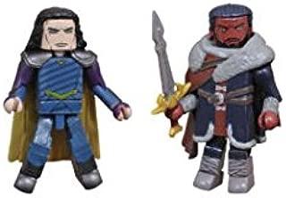 MiniMates Marvel Thor Ragnarok - Sakaar Loki & Heimdall