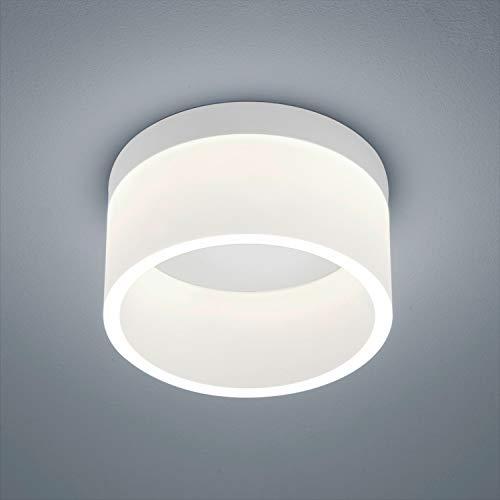 Helestra Lámpara de techo, weiß, 20 x 20 x 11 cm