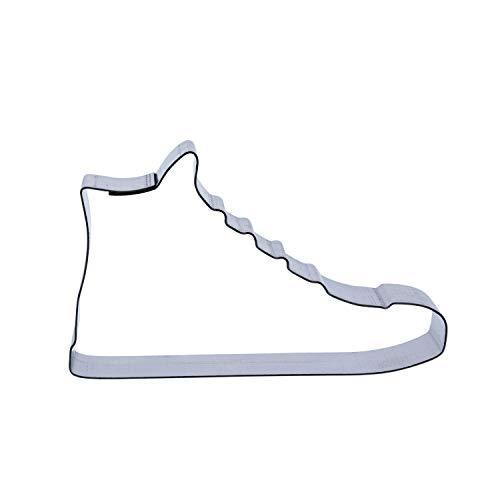 1 cortador de galletas – zapatillas deportivas | de acero inoxidable | deporte | zapatos