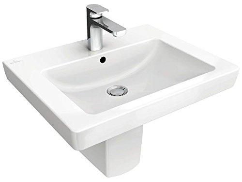 VundB Villeroy und Boch Subway 2.0 Waschtisch Waschbecken 55 c