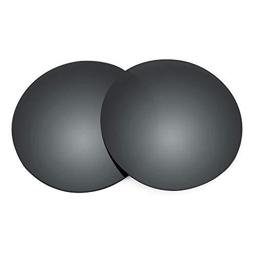 Revant Lentes de Repuesto Compatibles con Gafas de Sol Ray-Ban Erika RB4171 54mm, No Polarizados, Negro Cromado MirrorShield