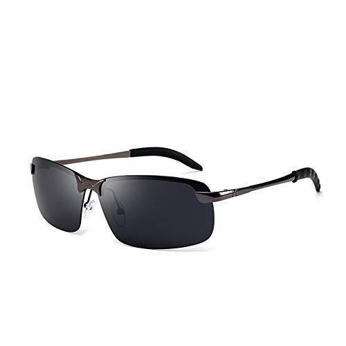 MNGF&GC Gafas de sol polarizadas clásicas para hombres nuevos. Gafas retro que...