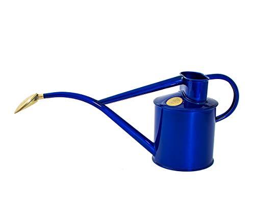 Haws Zimmergießkanne 1l Blau Metallic