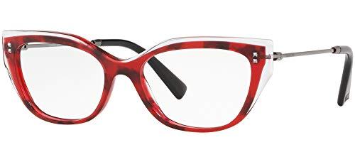 Valentino Gafas de sol VA 3035 5128 HAVANA/RED