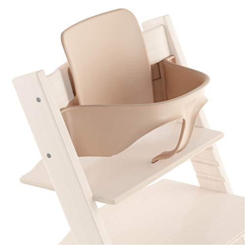 TRIPP TRAPP® Baby Set – TRIPP TRAPP® Zubehör für Babys ab 9 kg (ca. 6 Monate) – Farbe: Natural