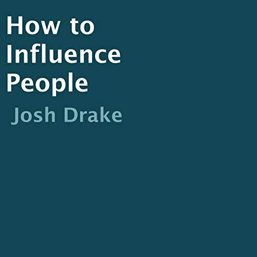 How to Influence People  By  cover art