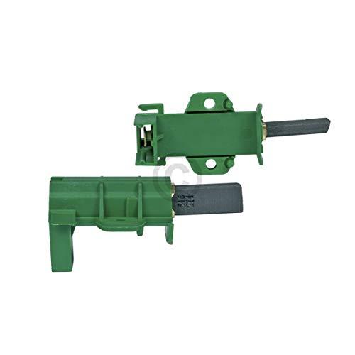 Kohlebürsten 2Stk Kohlen Ersatz für Beko 371202407 L24MF7 Motorkohlen Schleifkohle für Motor Waschmaschine Waschmaschinenmotor