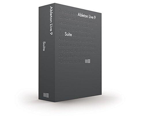 Ableton Live 9 Suite - Software de edición de audio/música (3072 MB,...