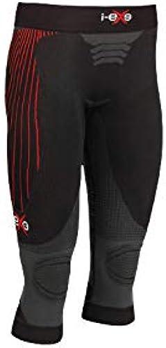 I-eXe Mid-Calf High Perforhommece Line Pantalon Homme