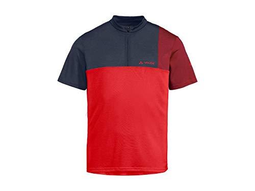 VAUDE Herren T-shirt Tremalzo V, mars red, L, 41938