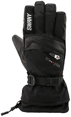 Swany X-Change Handschuh für Damen, Schwarz, Größe M