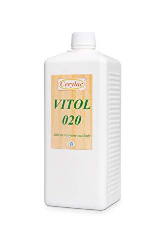 Vitol 020 (1000 ml) Schützt alle Arten von Saunaholz.